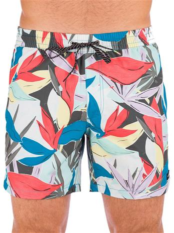 Quiksilver Mystic Session Stretch Volley 15 Boardshorts fjord blue Miehet