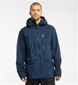 Haglöfs Roc Nordic GTX Pro Jacket Men - Miehet - XL - Tarn Blue