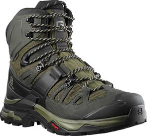 Salomon Quest 4 GTX Shoes Men, vihreä/musta