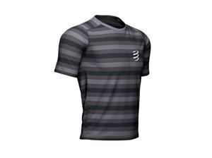 Compressport Performance SS T-Shirt, musta, Miesten takit, paidat ja muut yläosat