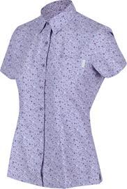 Regatta Mindano V T-Shirt Women, violetti/valkoinen
