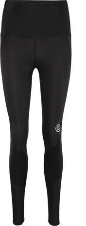 Skins Series-3 Skyscarper Tights Women, musta, Naisten housut ja shortsit