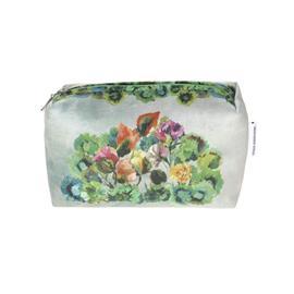 Designers Guild Grandiflora Rose Epice, toilettilaukku 6 x 10,5 x 17,5 cm