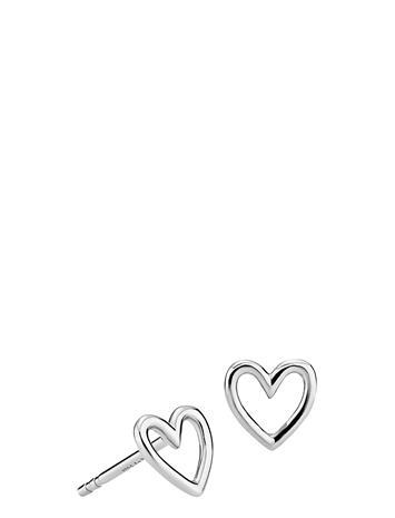 Izabel Camille Love Accessories Jewellery Earrings Studs Kulta Izabel Camille SILVER