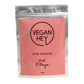 VEGANHEY Raw Powder, 80 g, Pink Pitaya
