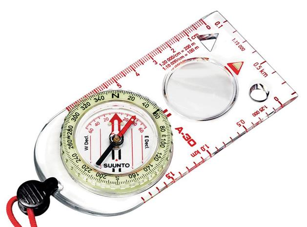 Suunto A-30, kompassi
