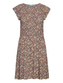 Saint Tropez Gislasz Dress Dresses Everyday Dresses Monivärinen/Kuvioitu Saint Tropez ICE MULTI DITSY