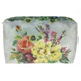 Designers Guild Grandiflora Rose Epice, toilettilaukku 10,5 x 18 x 30 cm