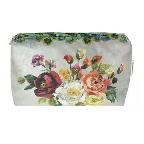 Designers Guild Grandiflora Rose Epice, toilettilaukku 7,5 x 14 x 24 cm