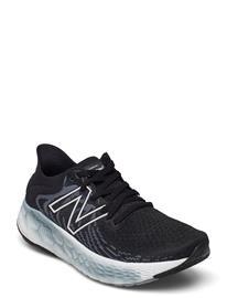 New Balance W1080b11 Shoes Sport Shoes Running Shoes Musta New Balance BLACK