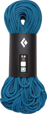 Black Diamond 7.0 Dry Köysi 60m, sininen