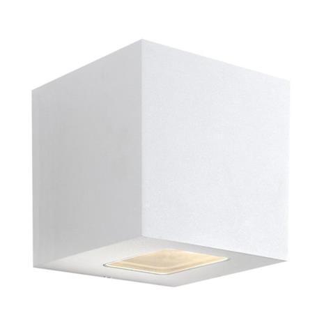 Hide-a-Lite Cube XL II Seinävalaisin 3000K, 1890 lm, 80°, 25W, IP65 valkoinen