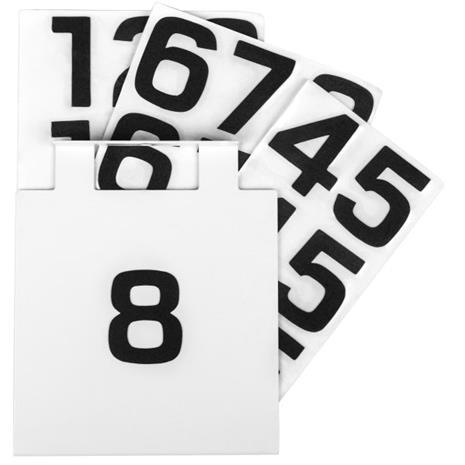 Hide-a-Lite 7703333 Numerokyltti Edge/Cube valkoinen