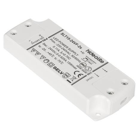 Hide-a-Lite 7980938 LED-muuntaja SLT 24 V 15 W (ilman johtoa)
