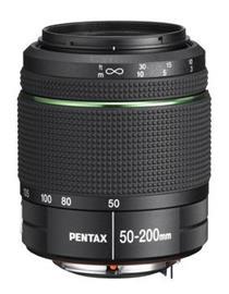 Pentax 50-200mm f/4.0-5.6 ED DA SMC WR, objektiivi
