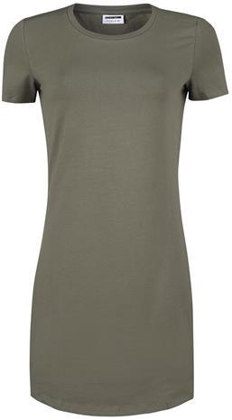 Noisy May - Simma Dress - Lyhyt mekko - Naiset - Khaki