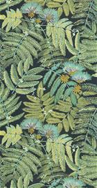 Kuitutapetti Botanica Albizia Vert Menthe