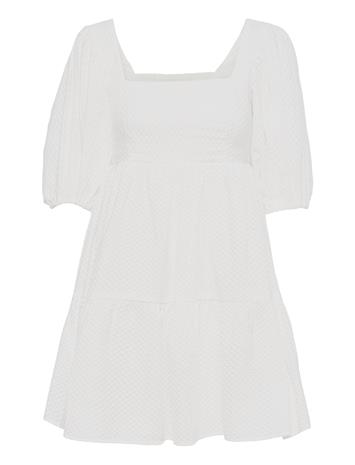 By Malina Maeve Dress Lyhyt Mekko Valkoinen By Malina WHITE