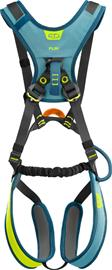Climbing Technology Flik Harness 95-135cm Kids, vihreä/sininen