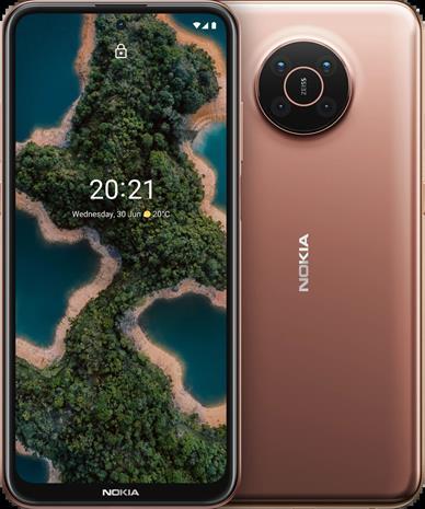 Nokia X20 6/128GB 5G, puhelin