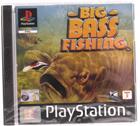 Big Bass Fishing, PS1-peli