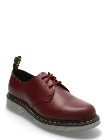 Dr. Martens 1461 Iced Shoes Business Laced Shoes Ruskea Dr. Martens CHERRY RED