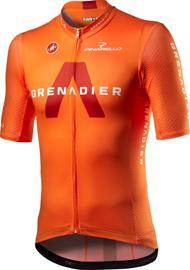 Castelli Team Ineos Grenadier Competizione IG Jersey Men, oranssi