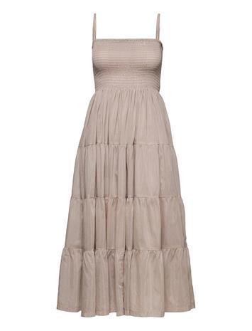 Andiata Veda Dress Dresses Everyday Dresses Vaaleanpunainen Andiata HAZEL GREY