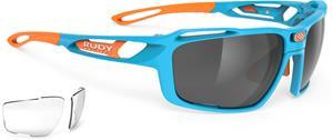 Rudy Project Sintryx Aurinkolasit, oranssi/sininen