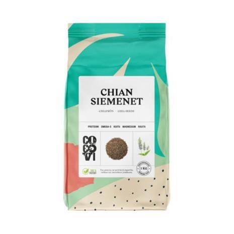 CocoVi Chia-Siemenet 1000 g