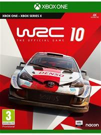 WRC 10 World Rally Championship, Xbox One -peli