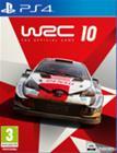 WRC 10 World Rally Championship, PS4-peli