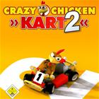 Crazy Chicken Kart 2, Nintendo Switch -peli