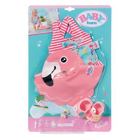 Baby Born Holiday Swim Fun Set 43 cm nuken uimapukusetti