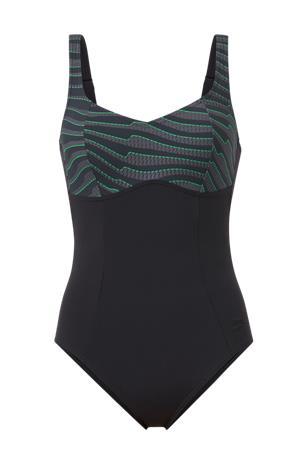 Speedo Uimapuku ContourLustre Printed Swimsuit, Naisten uimapuvut ja bikinit