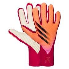 adidas Maalivahdin Hanskat X Pro Superspectral - Pinkki/Musta/Oranssi