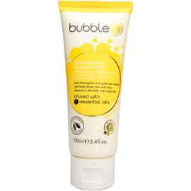 Bubble T Hand Cream - Lemongrass & Green Tea 100ml, Meikit, kosmetiikka ja ihonhoito