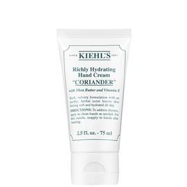 Kiehl's Richly Hydrating Hand Cream 75ml (Various Options) - Coriander, Meikit, kosmetiikka ja ihonhoito