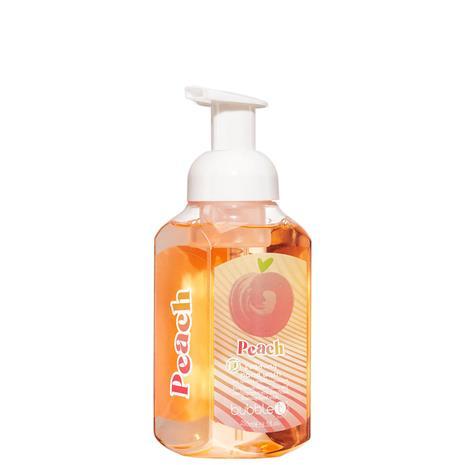 Bubble T Foaming Hand Wash - Peach 250ml, Meikit, kosmetiikka ja ihonhoito