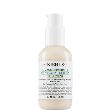 Kiehl's Damage Repairing Leave-in Treatment 75ml, Meikit, kosmetiikka ja ihonhoito