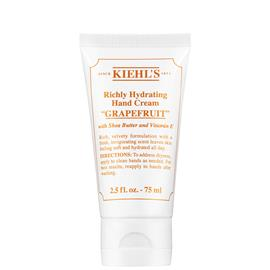 Kiehl's Richly Hydrating Hand Cream Grapefruit 75ml