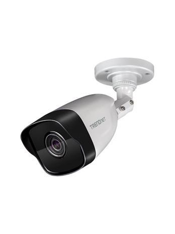 TrendNet Indoor/Outdoor 4MP H.265 PoE IR Bullet Network Camera TV-IP1328PI, valvontakamera
