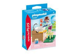 Playmobil 70301, Children's Morning Routine