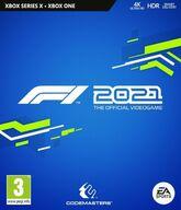 F1 2021, Xbox One -peli