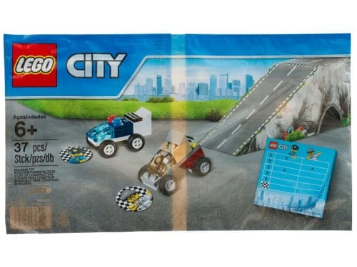 Lego City 5004404, Police Chase