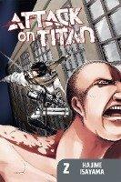 Attack On Titan 2 (Hajime I, kirja