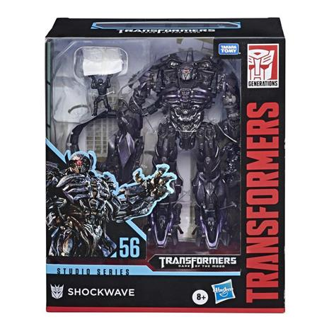 Transformers Dark of the Moon E7311 - Shockwave, hahmo