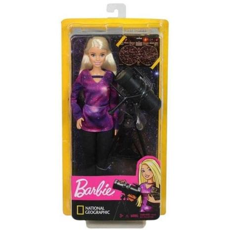 Barbie National Geographic Astronomer