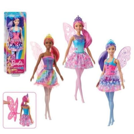 Barbie Dreamtopia GJJ98, nukke