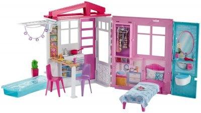 Barbie nukkekoti